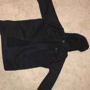 Nike dry-fit zipper hoodie